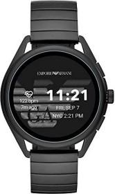 Emporio Armani Connected Smartwatch 3 mit Gliederarmband schwarz (ART5020)
