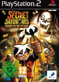 Secret Saturday: Beasts of the 5th Sun (PS2)