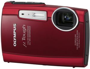 Olympus µ Tough 3000 red (N3611292)