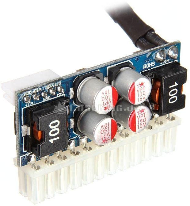 Streacom Nano150 PSU, 150W extern (ST-NANO150) -- © caseking.de