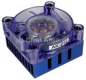 Akasa AK-210 Chipset-Kühler -- © caseking.de