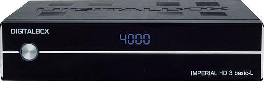 DigitalBox Imperial HD 3 basic L (77-538-00)