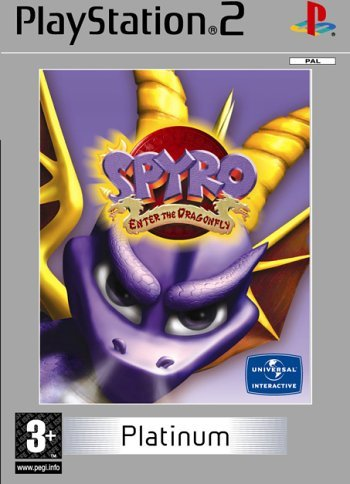 Spyro: Enter the Dragonfly (deutsch) (PS2) -- via Amazon Partnerprogramm