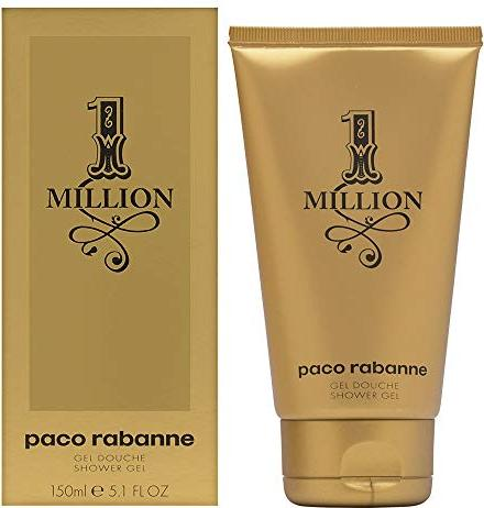 Paco Rabanne 1 Million Shower Gel 150ml -- via Amazon Partnerprogramm