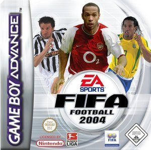 EA Sports FIFA Football 2004 (GBA)