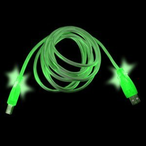 Sharkoon Luminous USB cable (various colours)