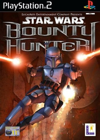 Star Wars: Bounty Hunter (German) (PS2) -- via Amazon Partnerprogramm