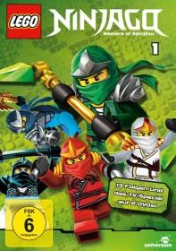 LEGO Ninjago Season 1