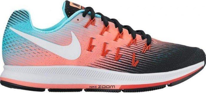 a6c9b010c42d Nike Air zoom Pegasus 33 black lava glow polarized blue (ladies ...