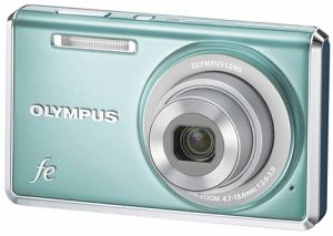 Olympus FE-5030 blue (N3835092)