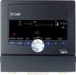 AOpen XC Cube AV EA65 Mini-Barebone schwarz (Sockel 478/3.0GHz, dual PC3200 DDR)