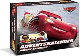 Craze Disney Pixar Cars Calendar 2018 (13786)
