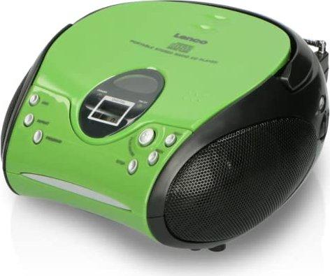 Lenco SCD-24 grün -- via Amazon Partnerprogramm