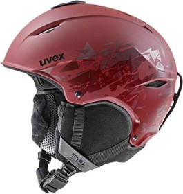 UVEX Primo Style Helm rusty red mat