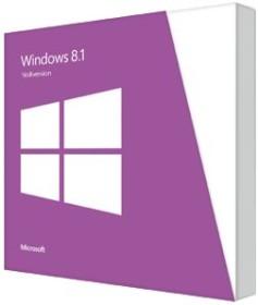 Microsoft Windows 8.1 64Bit, DSP/SB (litauisch) (PC) (WN7-00602)
