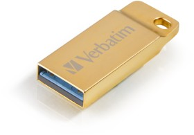 Verbatim Metal Executive gold 32GB, USB-A 3.0 (99105)