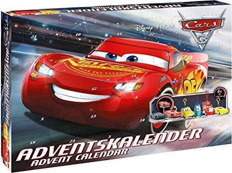 Craze Disney Pixar Cars 3 Calendar (57361)