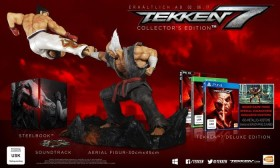 Tekken 7 - Collector's Edition (Xbox One)