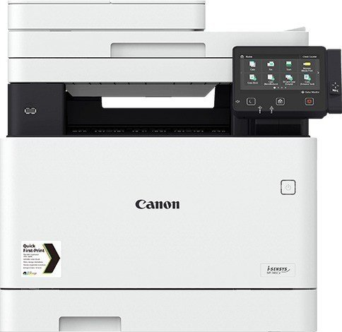 Canon i-SENSYS MF744Cdw, colour laser (3101C042)