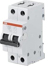 ABB Sicherungsautomat S200, 2P, C, 20A (S201-C20NA)