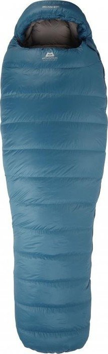 Mountain Equipment helium 600 mummy sleeping bag (ladies)