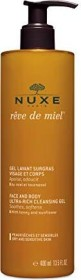 Nuxe Rêve de Miel Face And Body Ultra-Rich Cleansing gel, 400ml