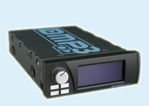 Dension DMP3-A2 MP3 player black