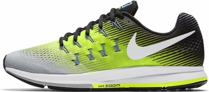 Nike Air Zoom Pegasus 33 matte silverwhitevoltblack
