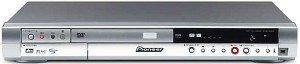 Pioneer DVR-520H-S silber