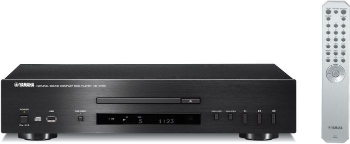 Yamaha CD-S700B black