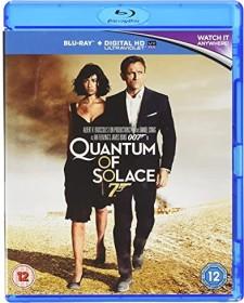 James Bond - Quantum of Solace (Blu-ray) (UK)