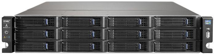 LenovoEMC StorCenter px12-400r Server Class 4TB, 4x Gb LAN, 2HE (36030)