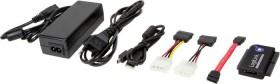 LogiLink IDE/SATA auf USB 2.0 Adapter (AU0006D)