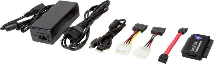 LogiLink IDE/SATA to USB 2.0 adapter (AU0006D)