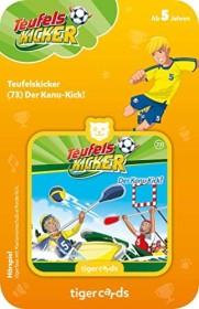 Teufelskicker Folge 73 - Der Kanu-Kick!