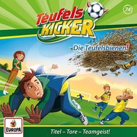 Teufelskicker Folge 74 - Die Teufels-Bienen!