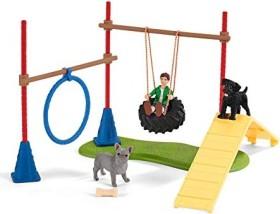 Schleich Farm World - Spielspaß für Hunde (42536)