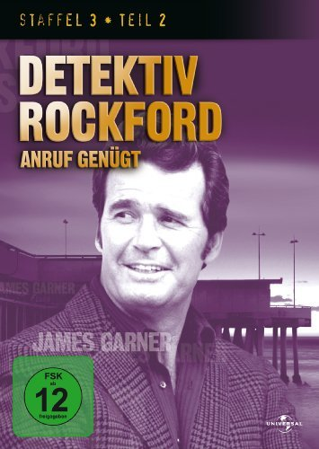 Detektiv Rockford Season 3.2 -- via Amazon Partnerprogramm