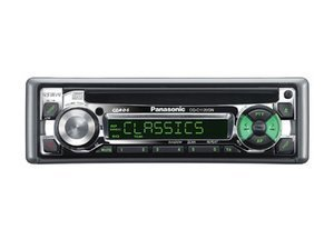 Panasonic CQ-C1120GN green