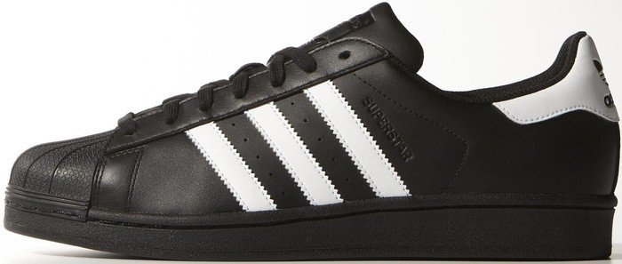 online store 18121 1faea adidas Superstar core black ftwr white (B27140)