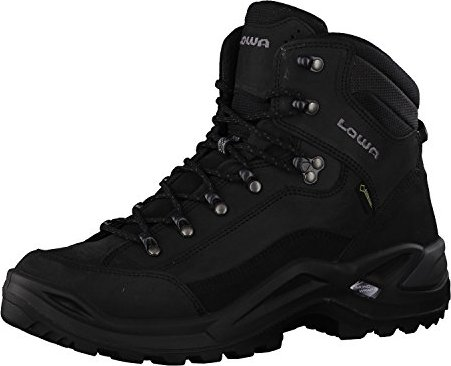 Lowa Renegade GTX Mid schwarz (Herren) -- via Amazon Partnerprogramm