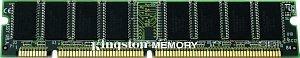Kingston ValueRAM DIMM 512MB, SDR-133, CL3 (KVR133X64C3L/512)