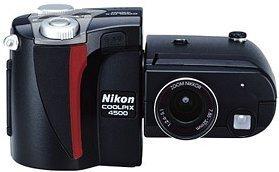 Nikon Coolpix 4500, w tym 1GB Microdrive (VAA119P3)