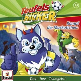 Teufelskicker Folge 75 - Kampf der Maskottchen!