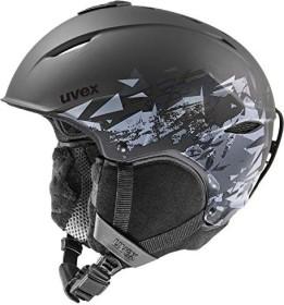 UVEX Primo Style Helm black mat