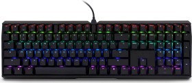 Cherry MX Board 3.0 S schwarz, MX SILENT RGB RED, USB, DE (G80-3874LWADE-2)