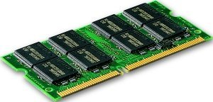 "Kingston ValueRAM SO-DIMM 512MB, SDR-133, CL3, 2"" (KVR133X64SC3/512)"