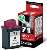 Lexmark Druckkopf mit Tinte 71 schwarz hohe Kapazität (15MX971E)
