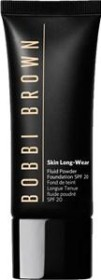 Bobbi Brown Skin Long-Wear Fluid Powder Foundation 01 Alabaster SPF20, 40ml