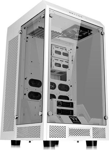 Thermaltake The Tower 900 Snow Edition white, glass window (CA-1H1-00F6WN-00)